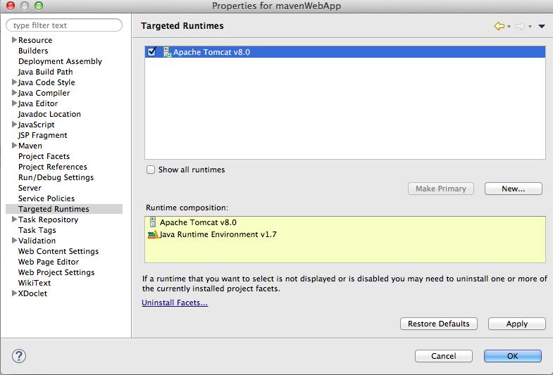 Sample webxml File - VMware Documentation