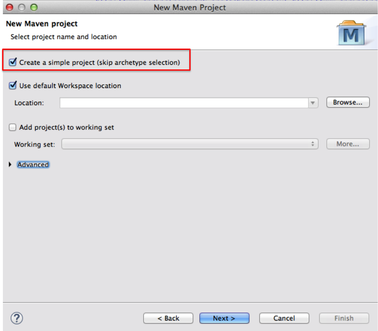 how to use eclipse for java project