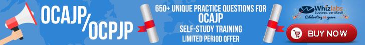 OCAJP and OCPJP Certifications